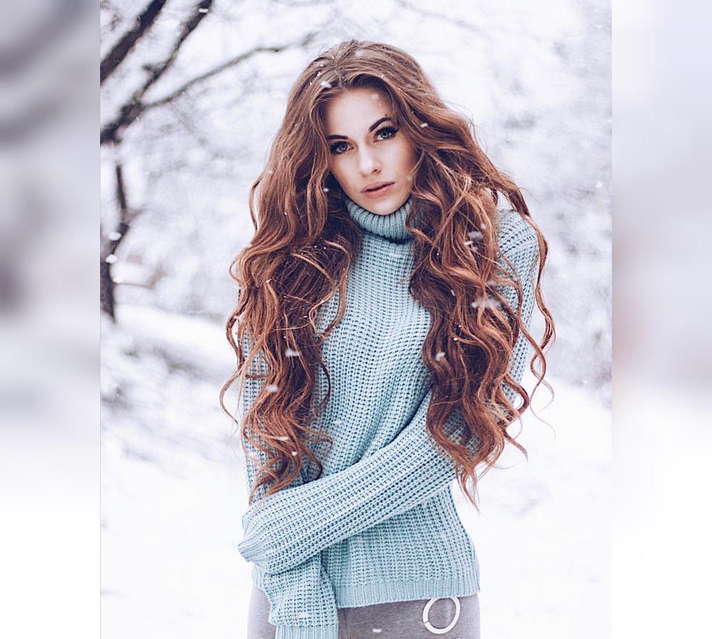 عکس پروفایل زمستانی دخترانه اینستاگرامی
