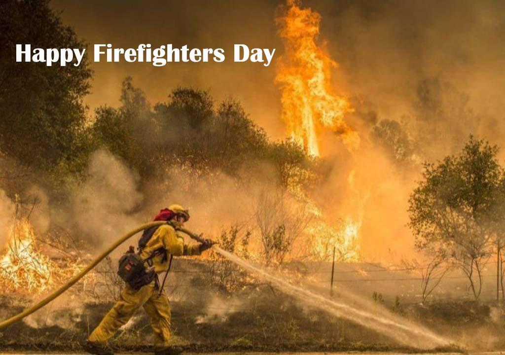 تبریک روز آتش نشان به انگلیسی