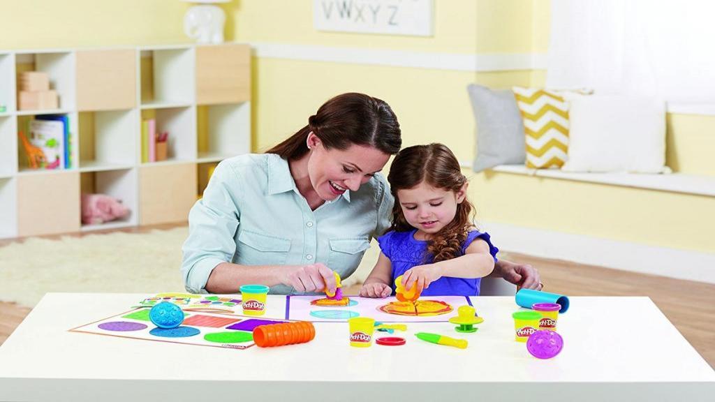 آموزش طرز تهیه خمیر بازی خانگی با نشاسته و بدون کرم تارتار