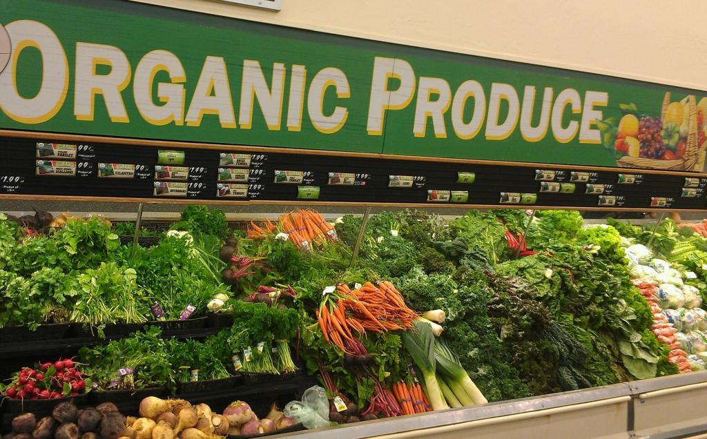 تفاوت غذاهای ارگانیک و غیر ارگانیک