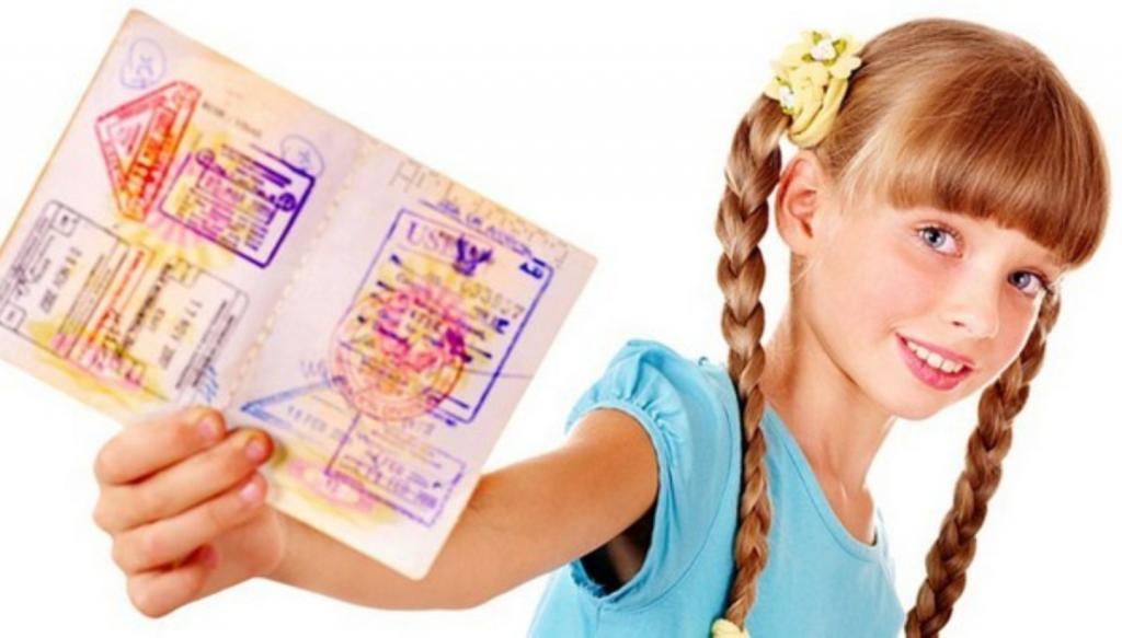 روش گرفتن گذرنامه برای بچه های خود