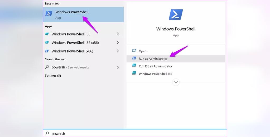 حساب کاربری محلی را با استفاده از PowerShell تغییر دهید