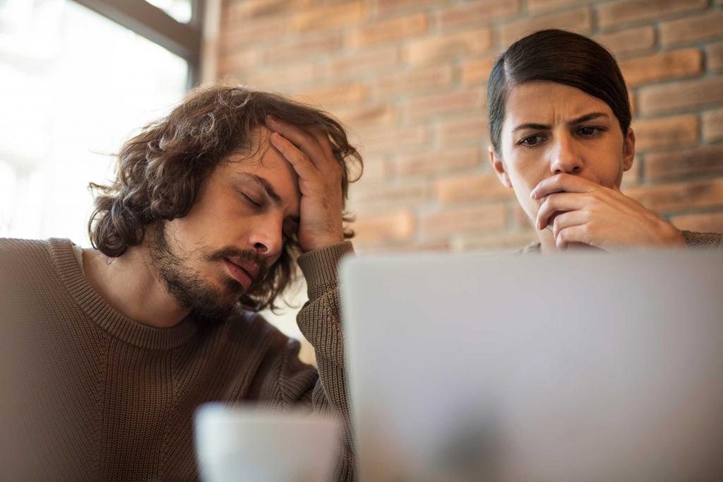 اشتباهات رایج پس از دعوای زناشویی