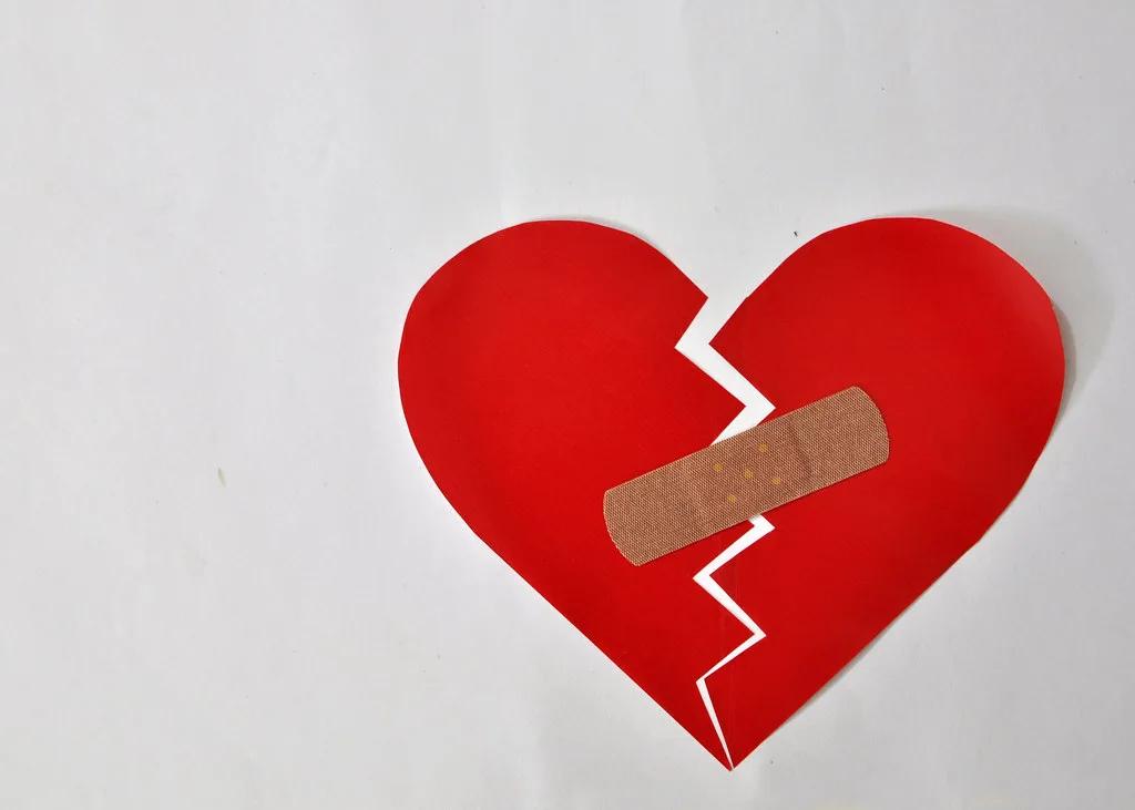 متن شکست عشقی ترکی