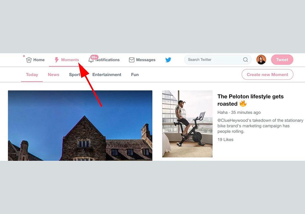 نحوه جستجو در توییر