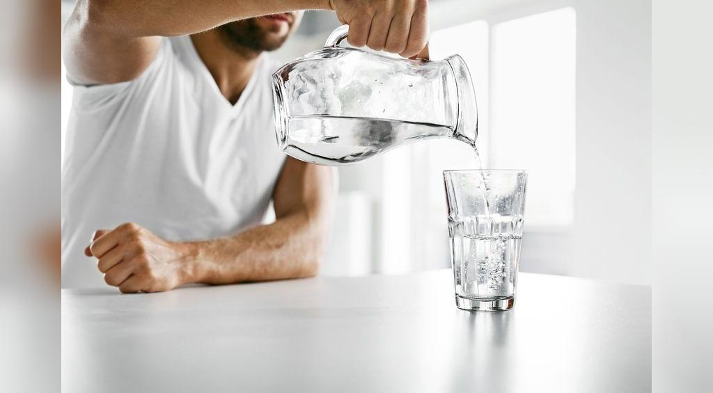 لاغری به کمک آب
