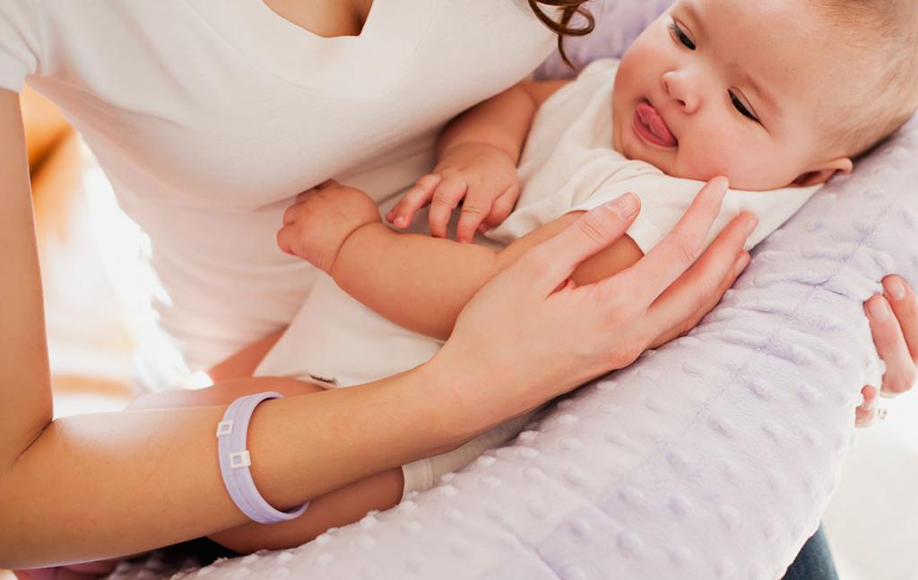راه های افزایش شیر مادر