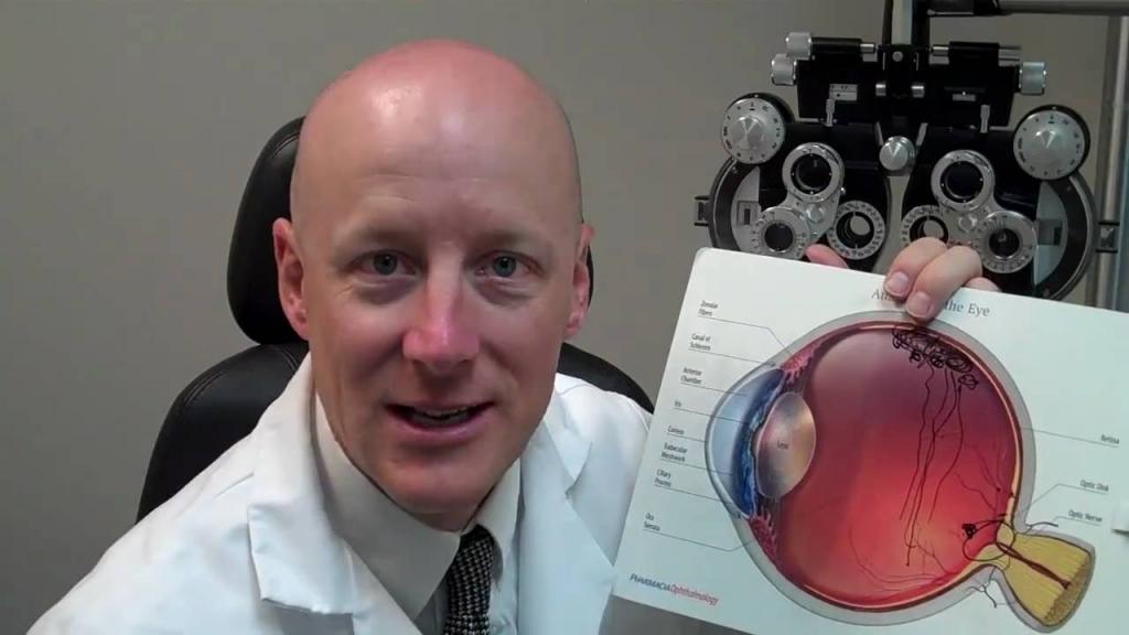 چه زمانی نیاز است تا برای لکه های شناور چشمی به پزشک مراجعه کنید؟