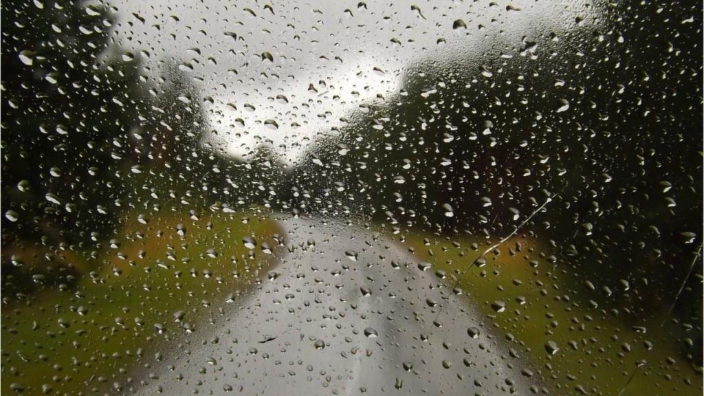 انشا درمورد باران ادبی