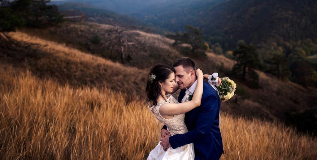 عکس مراسم عروس و داماد خارجی در طبیعت