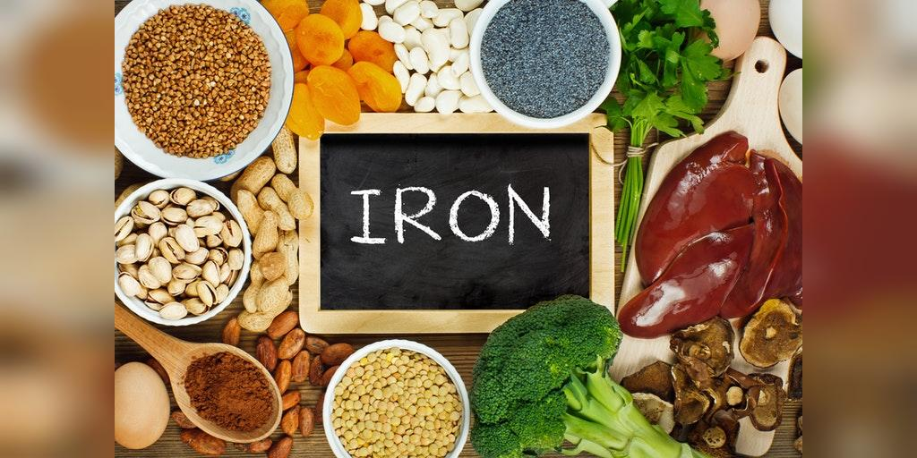 بهترین منابع غذایی برای درمان کمبود آهن