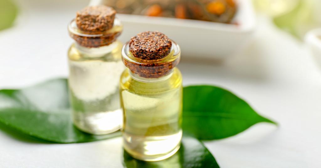 ماسک روغن درخت چای برای پوست