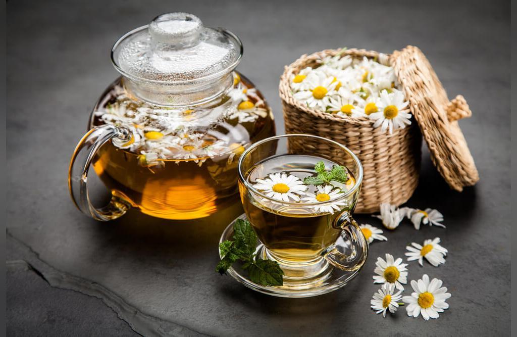 تاثیر چای بابونه روی خواب