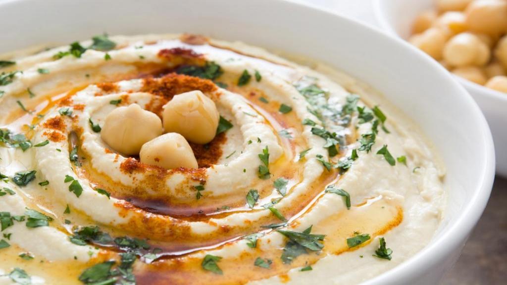 طرز تهیه حمص [هوموس] خوشمزه خانگی به سبک معروف لبنانی