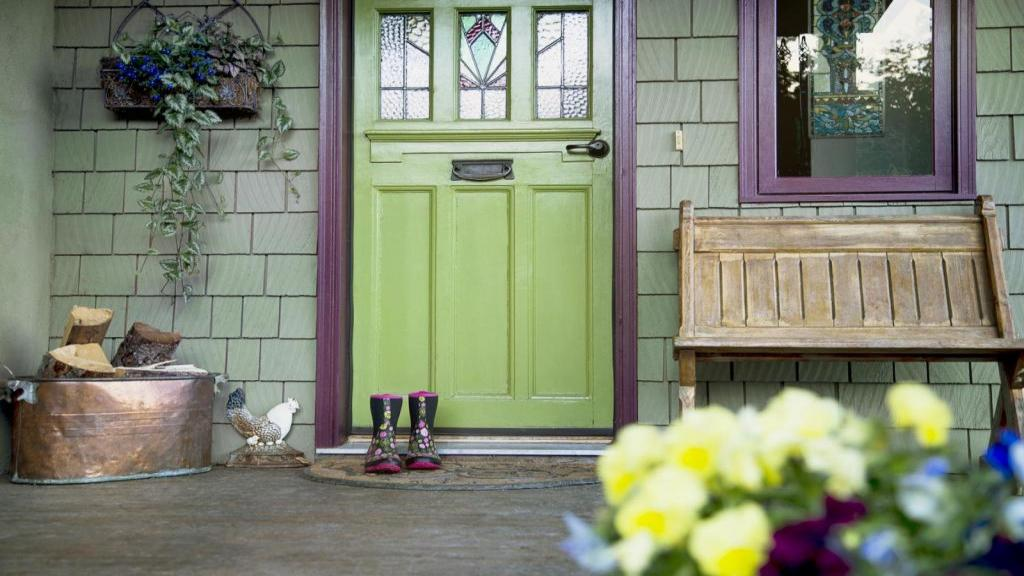 نکات فنگ شویی برای دکوراسیون و رنگ نمای خارجی خانه شما