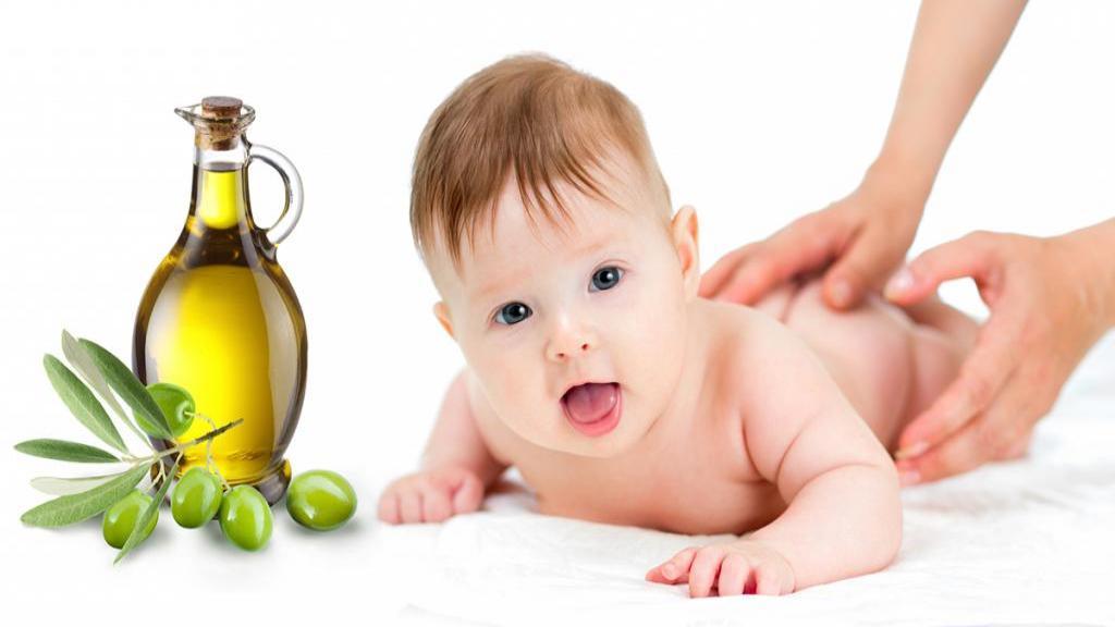 7 مزیت شگفت انگیز روغن زیتون برای سلامتی، ماساژ و مو نوزادان