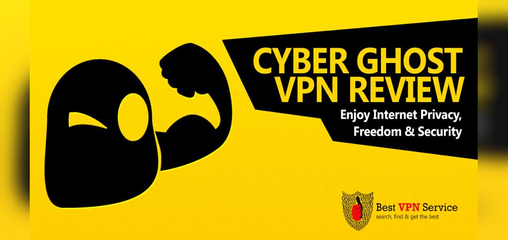 فیلترشکن اندروید CyberGhost VPN