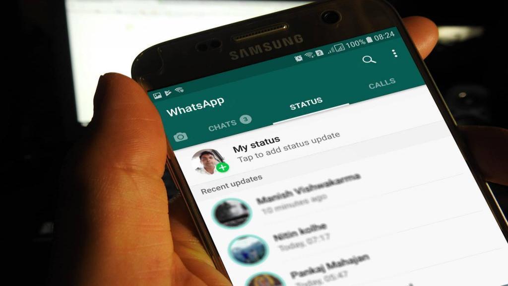 استاتوس خاص، مفهومی و زیبا برای واتساپ