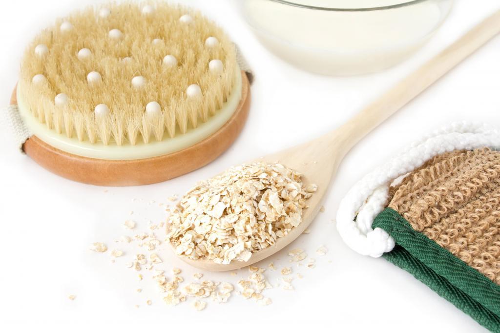 درمان های خانگی خشکی پوست