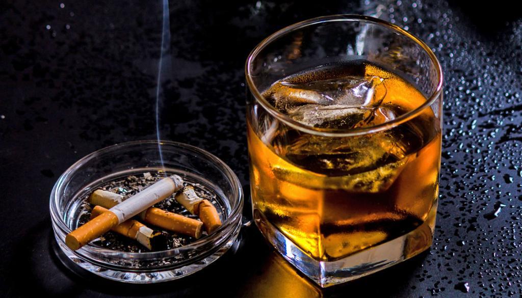 درمان خانگی سوء هاضمه با پرهیز از سیگار