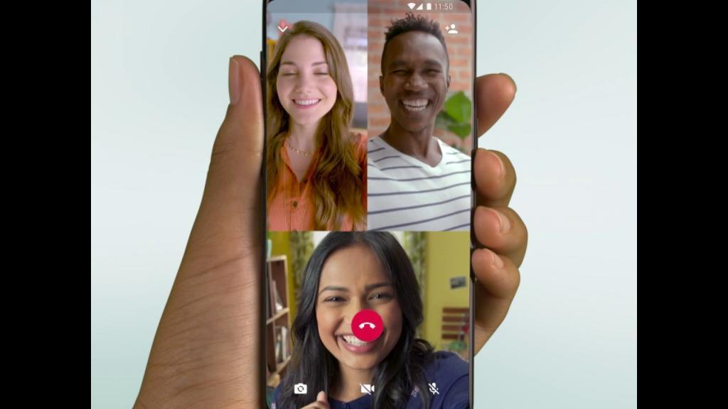 نرم افزار واتساپ از بهترین ابزارهای مکالمه ویدئویی