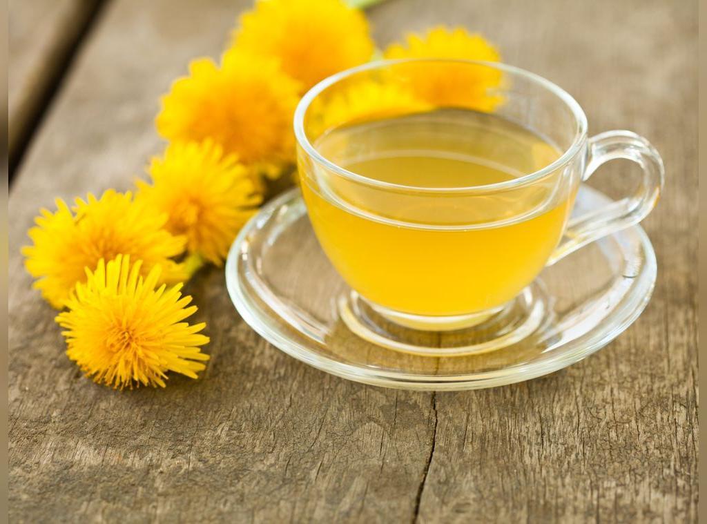 درمان خانگی و طبیعی ورم پا با گیاه قاصدک