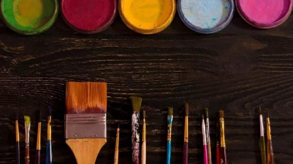 آموزش ترکیب و کنار هم قرار دادن چند عکس در نرم افزار Microsoft Paint
