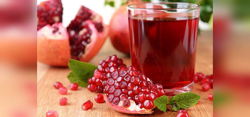 فواید و خواص آب انار برای کم خونی