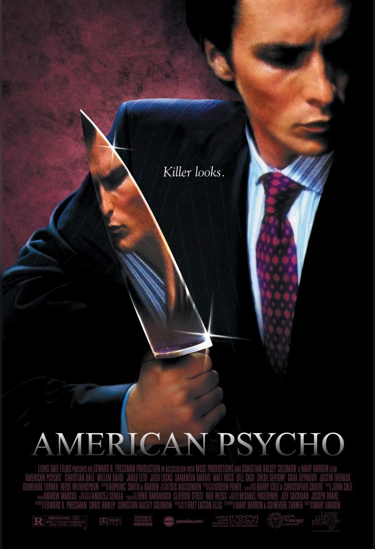 فیلم سینمایی دلهره آور روانی آمریکایی