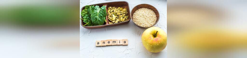 درمان کم خونی با سیب زرد
