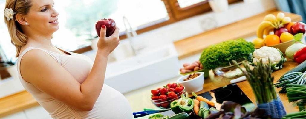 رژیم غذایی وگان در بارداری