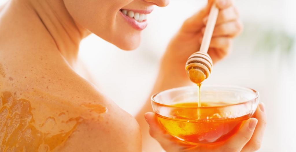 فواید عسل در درمان زخم