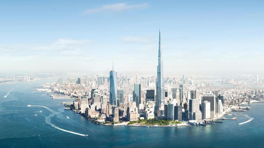 معرفی کامل برج خلیفه، بلندترین برج جهان + خصوصیات و عکس برج