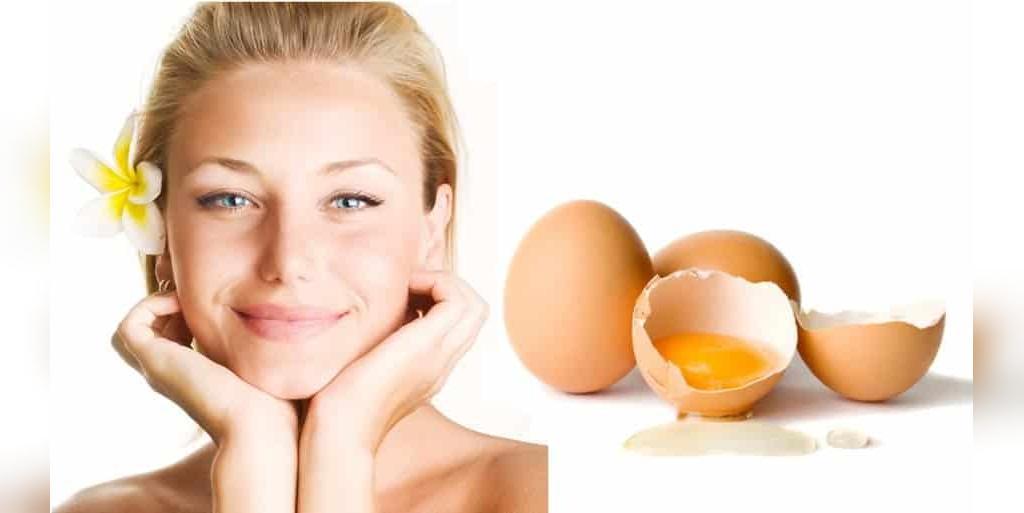 درمان جای جوش با سفیده ی تخم مرغ