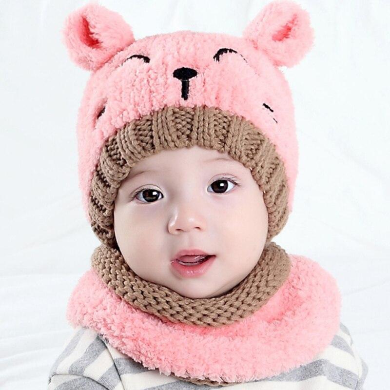 کلاه بافتنی فانتزی عروسکی پسرانه