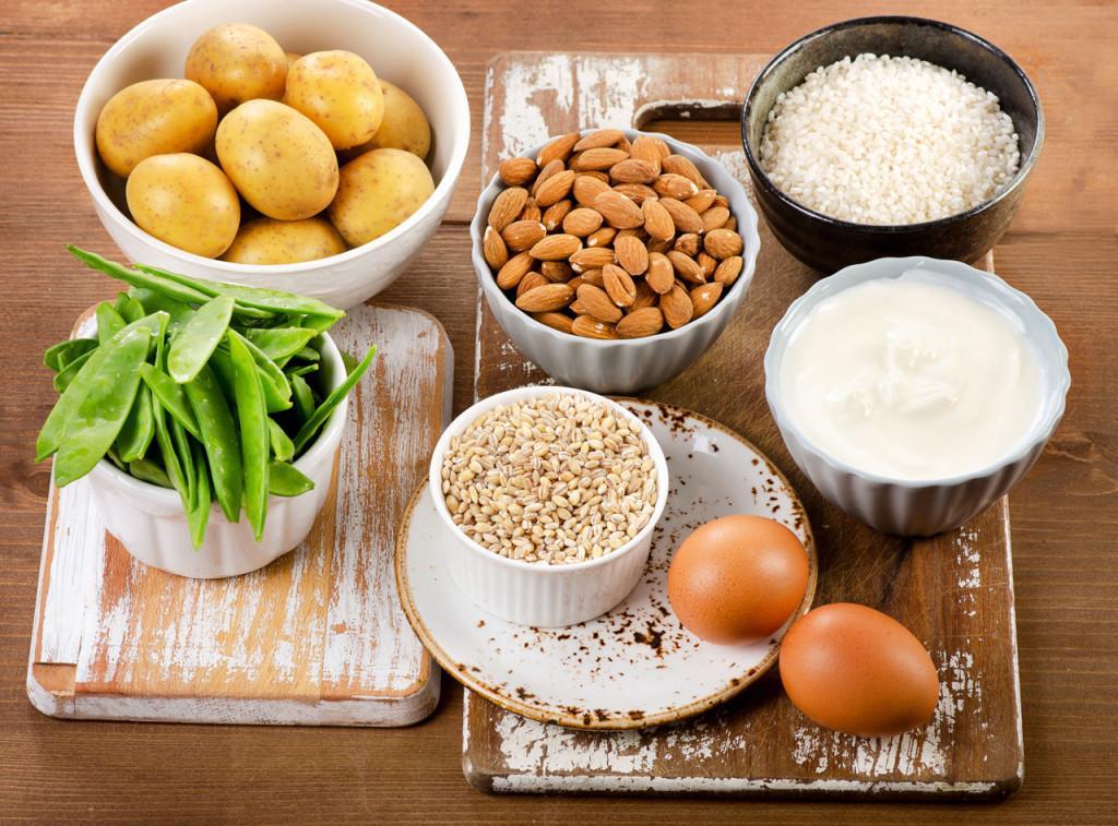 منابع غذایی بیوتن