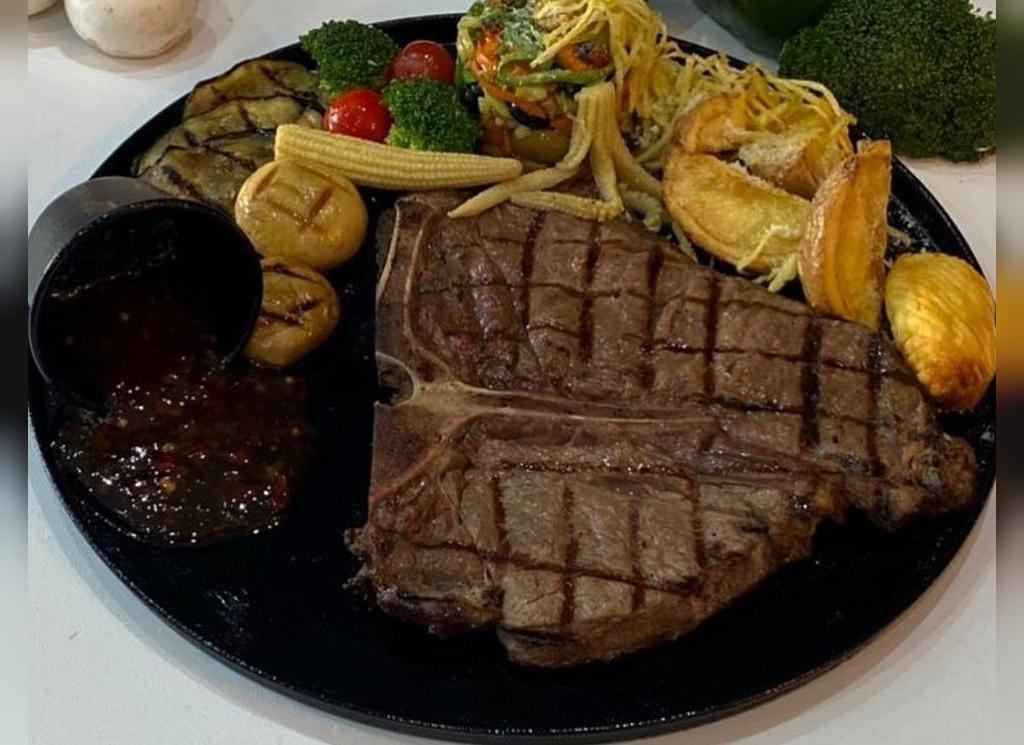 طرز تهیه استیک گوشت در ماهیتابه