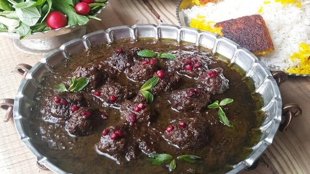طرز تهیه خورشت داوود پاشا اصل ترکیه خوشمزه و مجلسی با گوشت