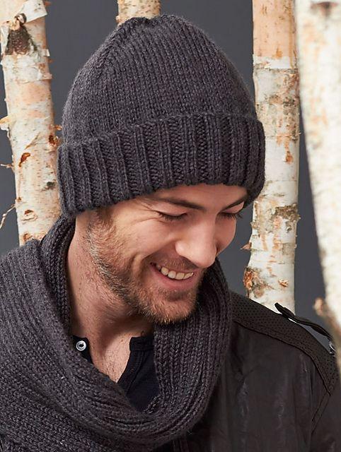 مدل شال و کلاه بافتنی مردانه با قلاب