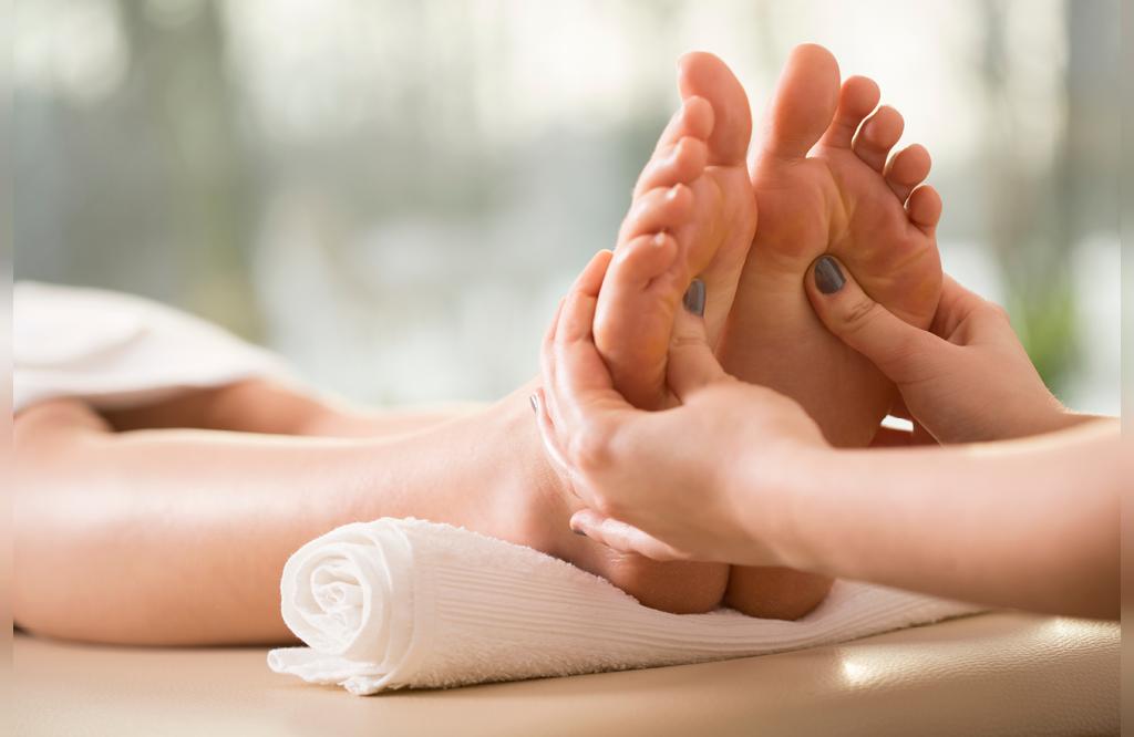 ماساژ، بهترین درمان خانگی ورم پا