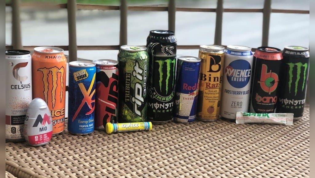 انواع نوشیدنی های انرژی زا