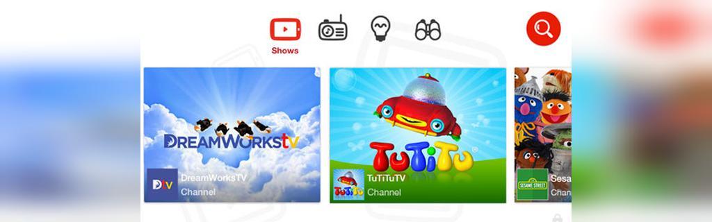 یوتیوب کیدز چیست؟