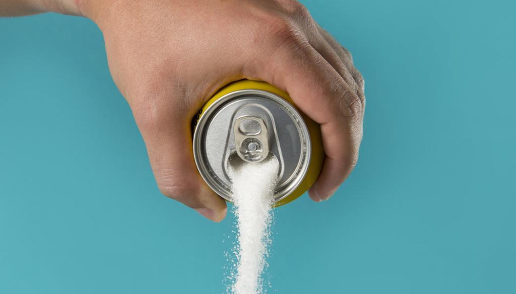 کاهش متابولیسم بدن با نوشیدنی های شیرین