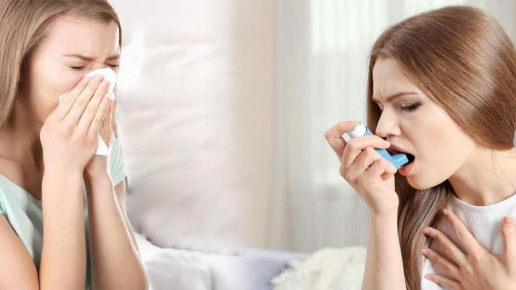 آسم و سرماخوردگی چه تفاوتی دارند + پیشگیری از سرماخوردگی با وجود آسم