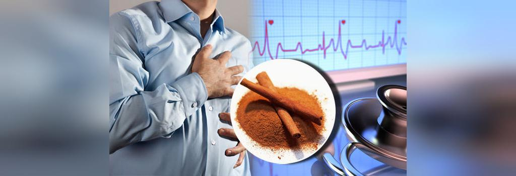 دمنوش زنجبیل و دارچین برای تقویت قلب