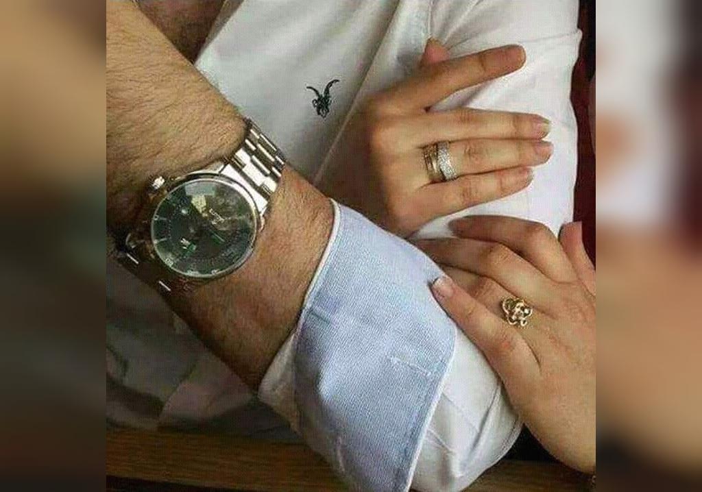 عاشقانه ترین عکس دونفره برای پروفایل