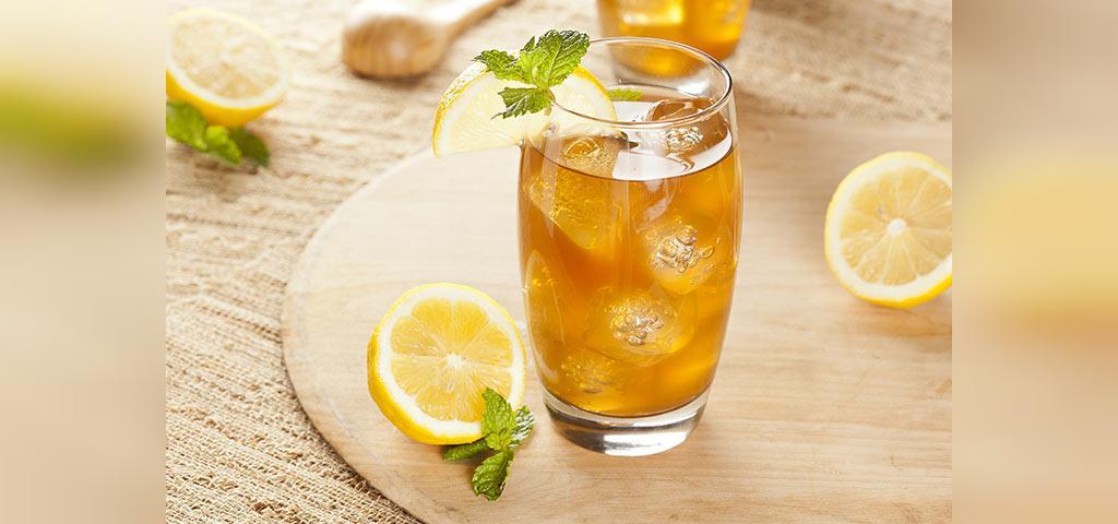 چای یخ درمان عالی برای بیماری صبحگاهی دوران بارداری