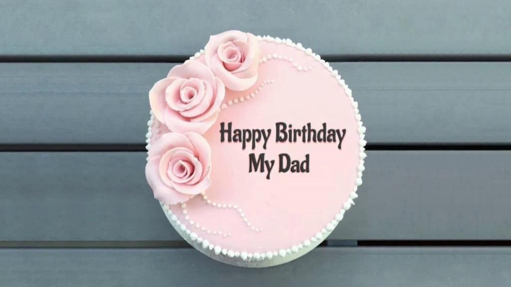 متن تبریک تولد پدر زیبا و خاص + عکس نوشته باباجون تولدت مبارک