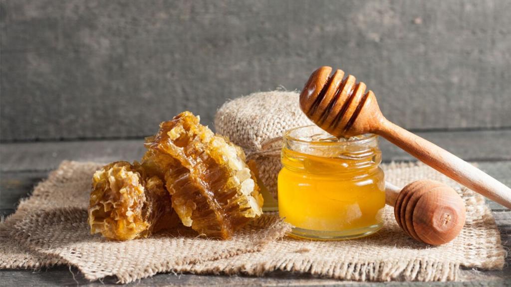 مزایا موم عسل برای سلامتی