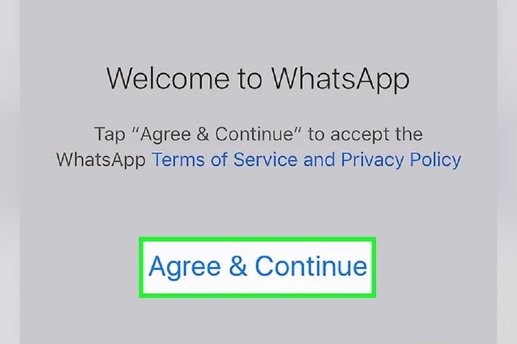 نحوه دانلود برنامه واتس آپ در گوشی های اندروید